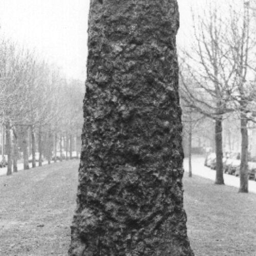 Der Baum '95 500x250x250cm