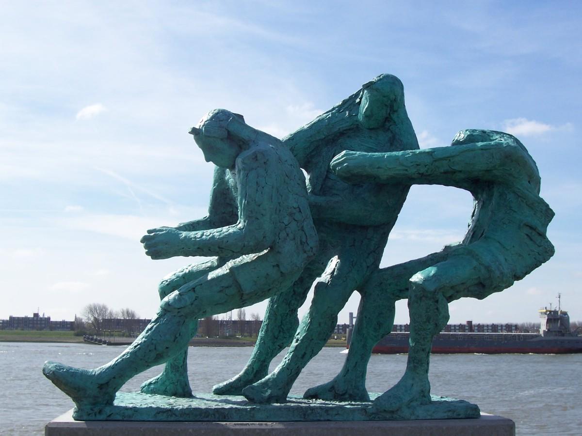Maritiem Monument Maassluis