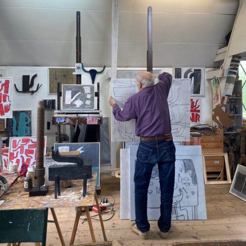 Atelier Lichtenbeek Klaas Gubbels