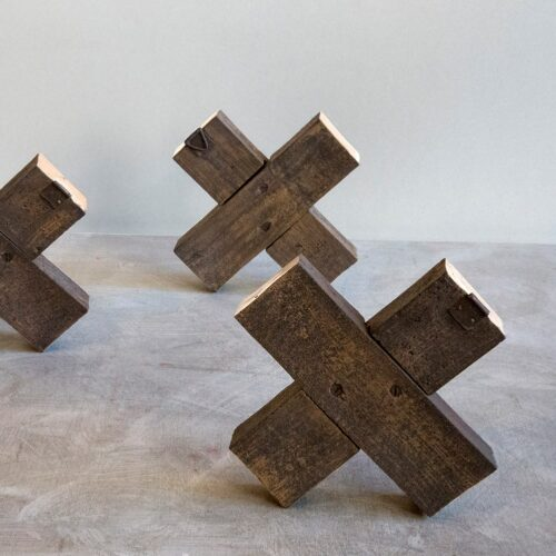 Kruisen, brons